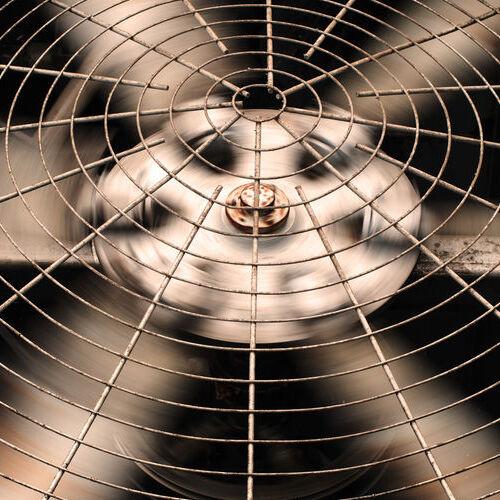 A Condenser Fan