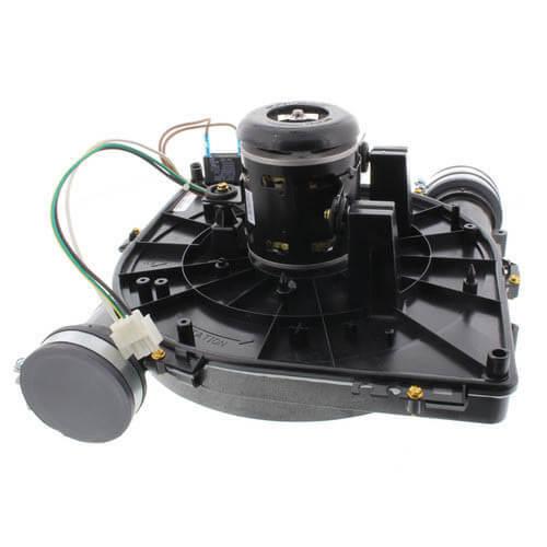 An HVAC Inducer Motor